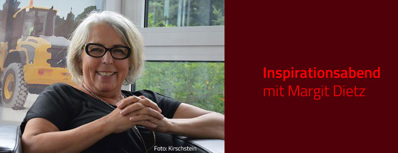 BusinessMoms-Inspirationsabend mit Margit Dietz